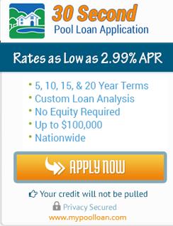 30 Second Pool Loan Application
